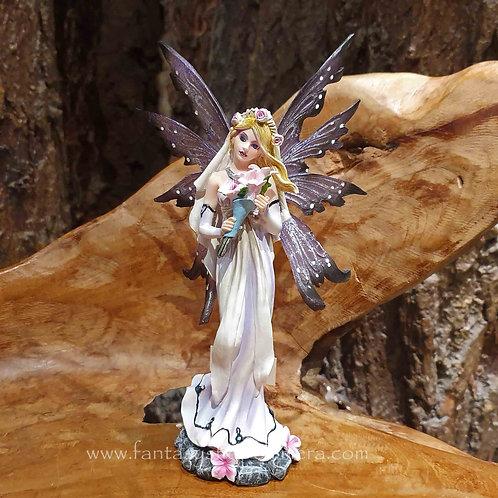 naima fairy bride figurine elfje bruidje beeldje huwlijk cadeautjes winkel amsterdam