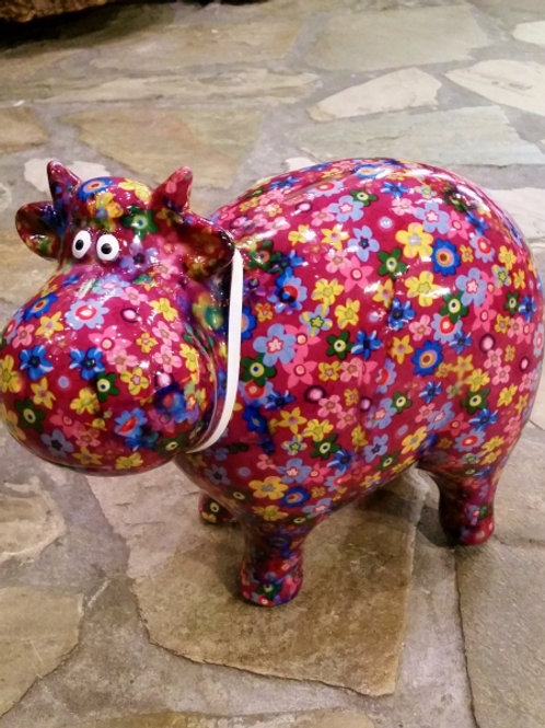 Large cow Money Bank