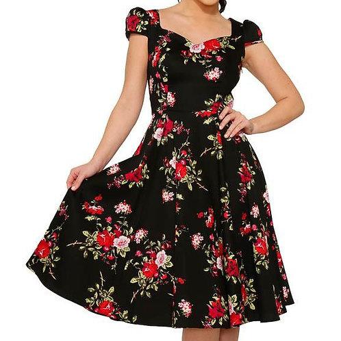 Black Piper Dress