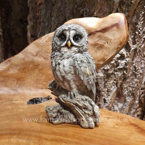 Wilbert owl figurine bird uil vogel beeld uilen