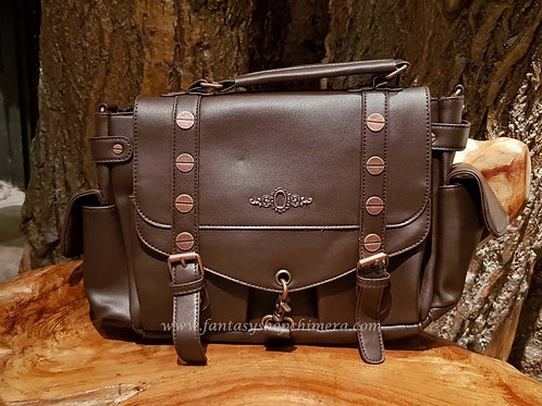 Steampunk Doctor Hand Bag