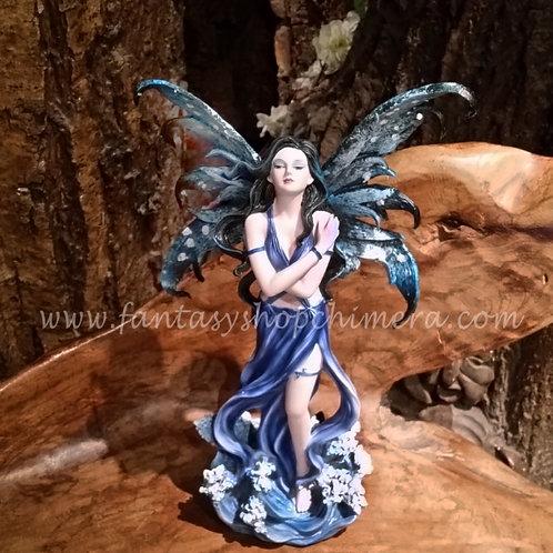 water elemental fairy elfje waterelement beeldje elfenwinkel fantasy shop chimera amsterdam