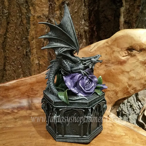 dragon beauty box anne stokes doos draak draken gothic gotisch fantasy art shop winkel fantasyshop amsterdam