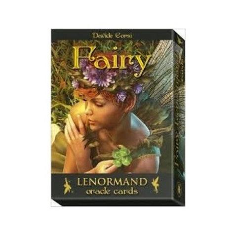 Fairy Lenormand Oracle Deck