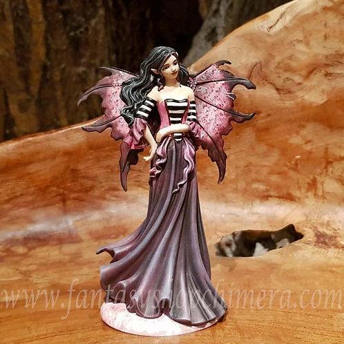 Goth Magenta Fairy