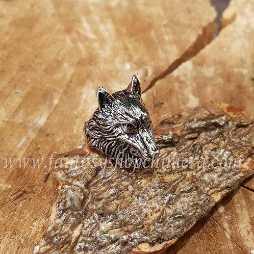 wolf wolven ring fantasy sieraden jewelley jewelry fantasy shop amsterdam