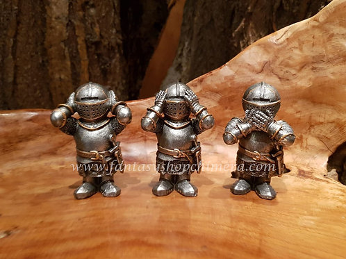 3 Wise Knights