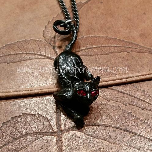 Sith Cat Necklace