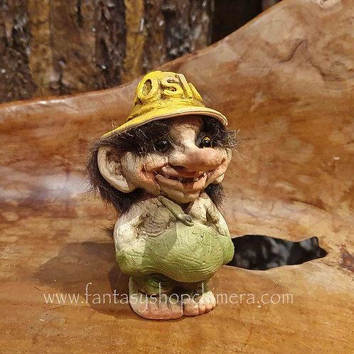 troll oslo yellow hat gele hoed noorse trollen trollenwinkel norway nyform