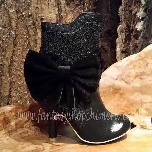 Rosie Lea Black boots