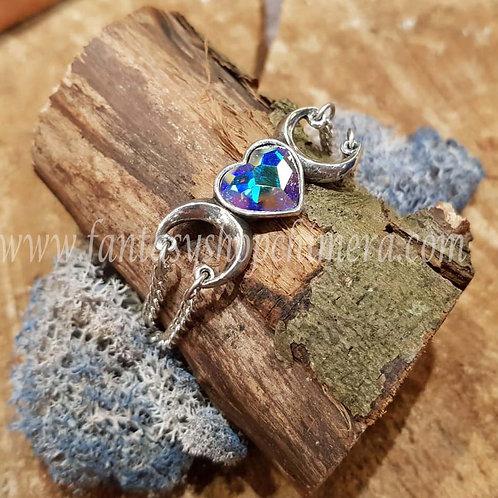 Thuwis y galon bracelet wicca triple goddess moon maan godin armband witte heksen sieraden winkel amsterdam