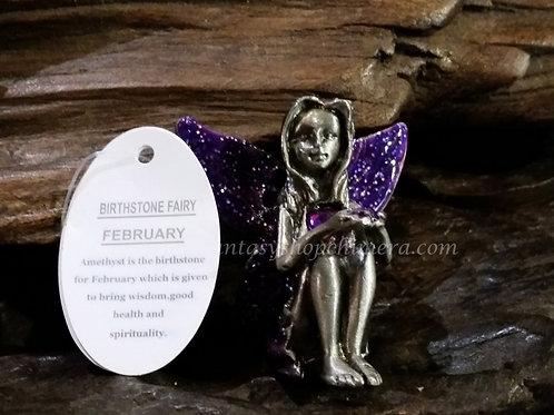 February birthstone fairy