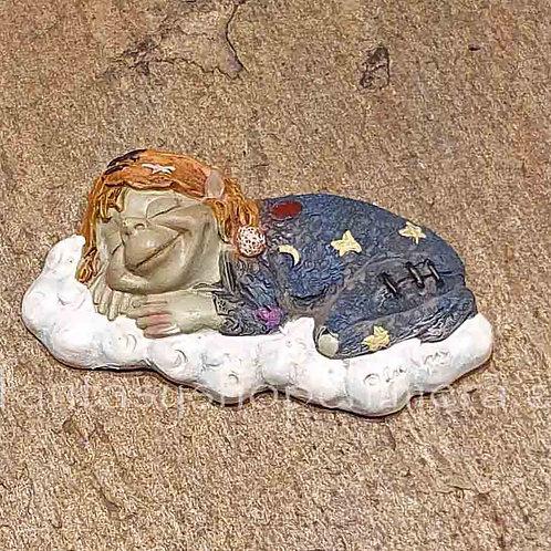 Sleeping Pixie Magnet