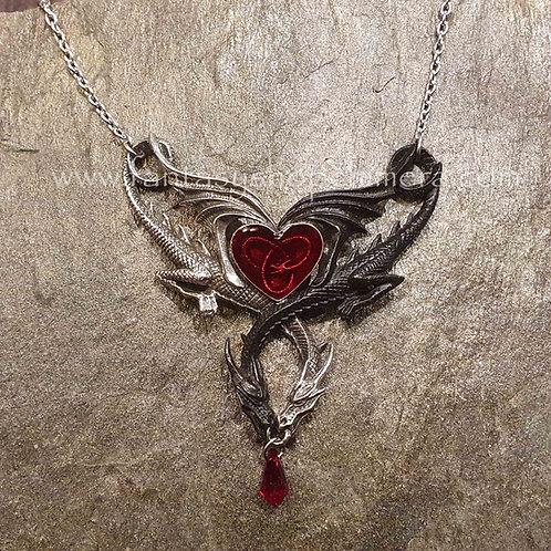 Confluence of opposites dragons jewellery sieraden met draken alchemy