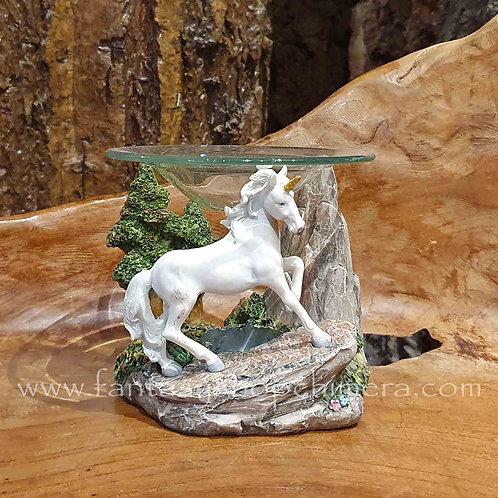 unicorn perfume diffuser eenhoorn parfum olie verdamper geur verspreider scented oils