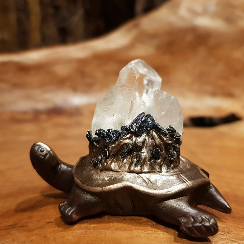 travel turtle turtoise gemstones healing spiritual schildpad helende genezende stenen gezondheid beeldje