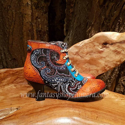 Lady Art Anckle Booties