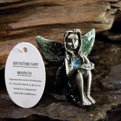March birthstone fairy
