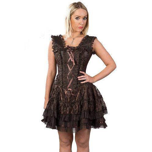 Ophelie Corset mini dress