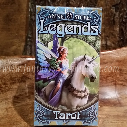 Legends Anne Stokes Tarot Deck