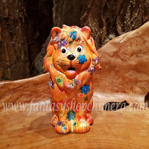 Lion money bank spaarpot pomme pidou leeuw 3