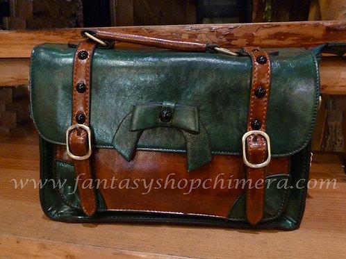 Retro Bow Hand Bag