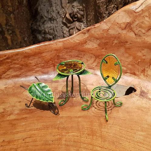 miniature furniture fairy garden house chair table elfenhuisje miniatuur meubeltjes poppenhuis elfentuin amsterdam