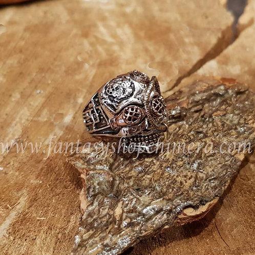 steampunk skull ring fantasy jewellery jewelry shop sieraden winkel kopen fantasie schedels amsterdam