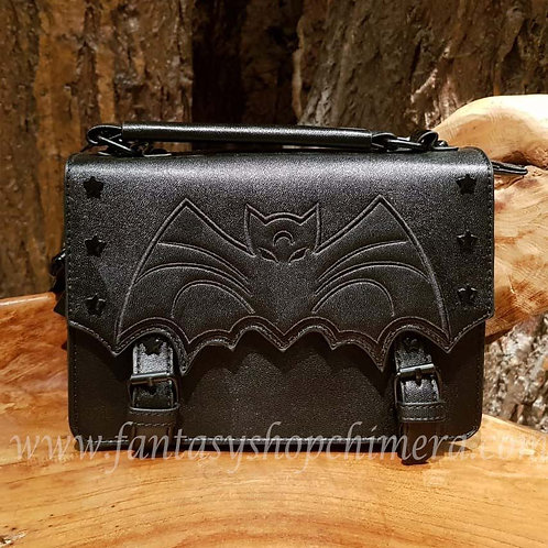 Bat vleermuis bag fantasy shop store winkel amsterdam schoudertas handtas ladies men fantasy LARP clothing kleding