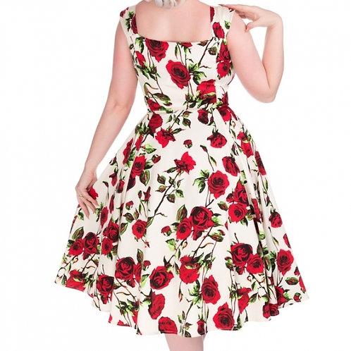Ditsy Rose dress