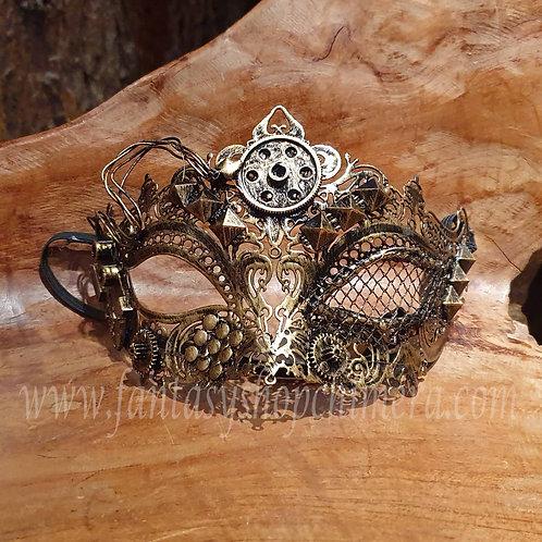 classy lace venetian steampunk mask larp game maquerade venetiaans masker kant verkleden cosplay