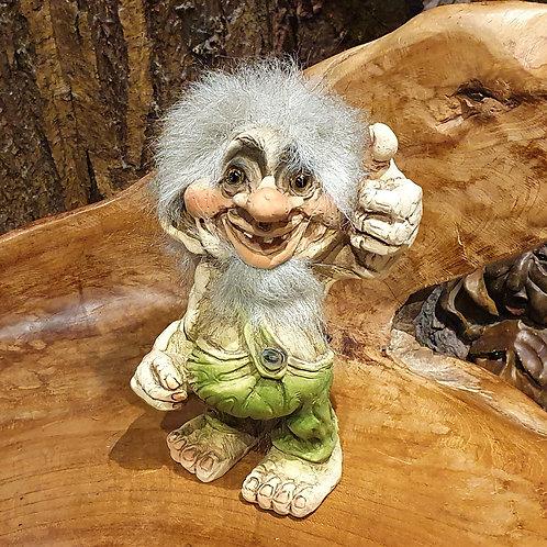 Thumbs up troll nyform norwegian original noorse trol release 2021 duim omhoog
