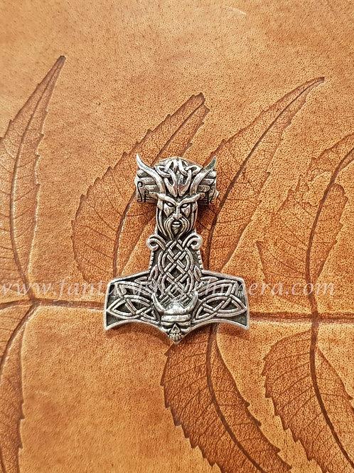 Viking Hammer of Thor pendant