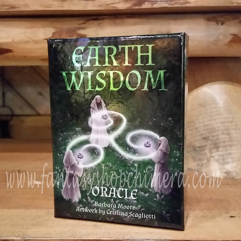 Earth Wisdom Oracle Deck