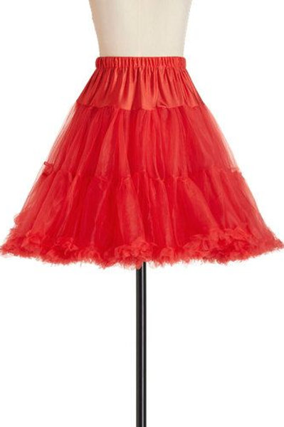 Red Petticoat