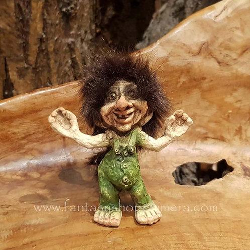 troll boy dancing nyform original norwegian noorse trollen trollenwinkel dansende trol