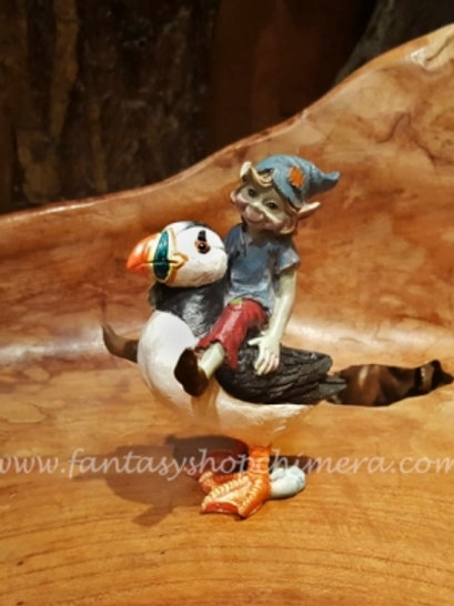 Puffin Ride Pixie