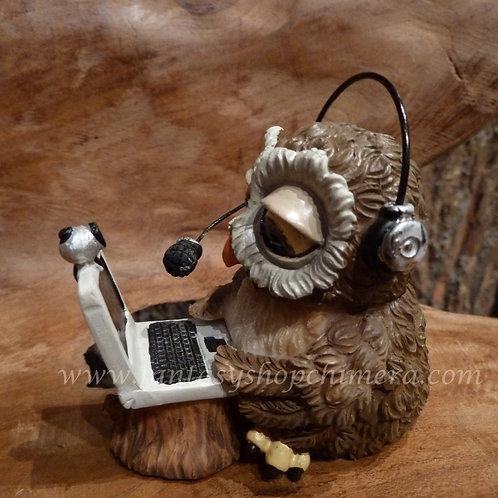 Computer Owl