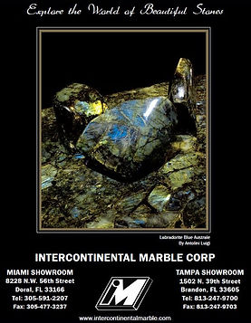 intercontinental marble florida design magazine