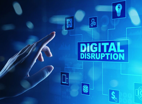 Six Steps for Weathering Digital Disruption