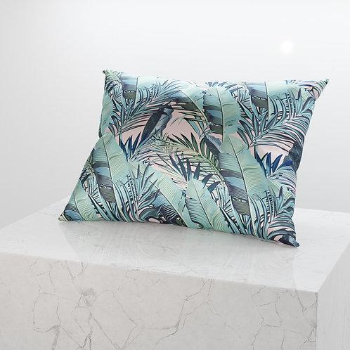 Pretty Palm Silken Pillow Case