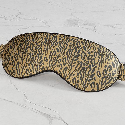 Luxe Leopard Eye Mask