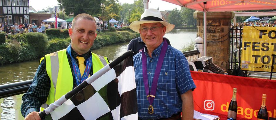 Tonbridge Dragon Boat Race