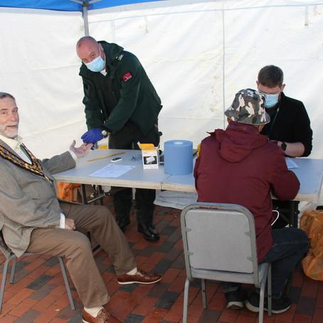 Tonbridge Lions Diabetes Screening Day