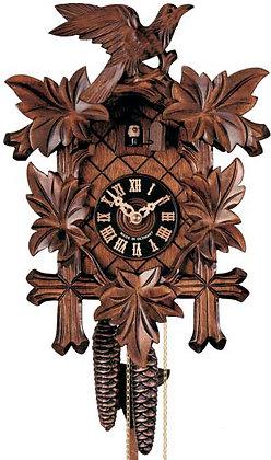"""11"""" Tall Plastic Black Forest Imports Cuckoo Bird"""