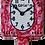Thumbnail: Pink Ribbon Kit-Cat® Klock
