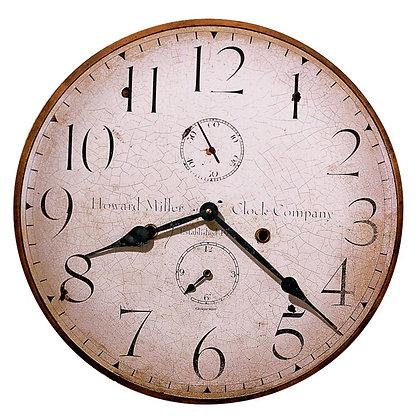 H MILLER WALL CLOCK