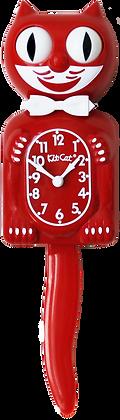 Scarlet Kit-Cat® Klock
