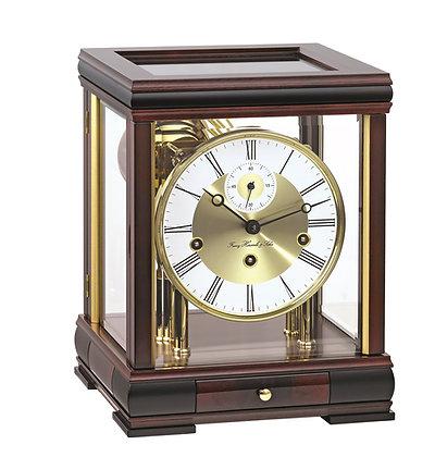 Bergamo Mahogany Hermle Clock