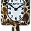 Thumbnail: Giraffe Kit-Cat® Klock